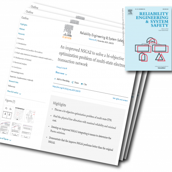 An approach integrating k-means and NSGA2 for a cost-minimization and reliability maximization problem